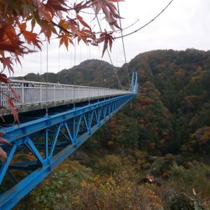 ☆☆竜神大吊り橋&紅葉☆☆