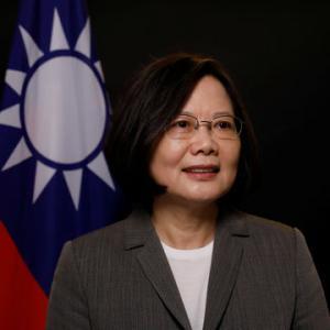 台風19号、台湾総統がお見舞い 日本語でツイッターに