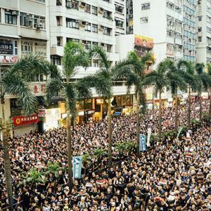 【中国】本土の大学生、香港デモに続々声援メッセージ 「中国共産党は必ず滅びる」