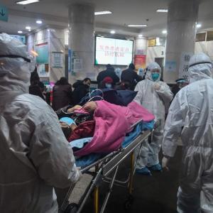 【中国】武漢市、感染死亡者を50%増に修正、過少報告認める