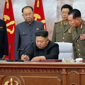 核とGPS誘導ミサイルで韓国占領窺う北朝鮮