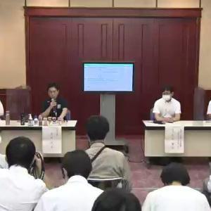 【大阪府】吉村知事 会見、うがい薬の効能を説明 「予防に効果なく、治療薬でもない。買い占めやめて」