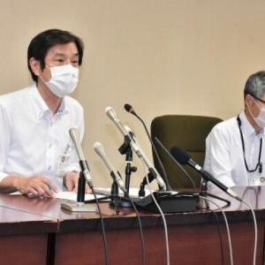 福岡県で新たに123人の新型コロナ感染を確認。「福岡コロナ警報」を発動。8月5日