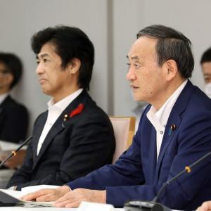 【日経テレ東世論調査】内閣支持率58%に低下 コロナ対応「評価せず」48%