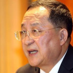 北朝鮮外相、米国に警告