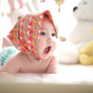 0歳児のバイリンガル育児メモ