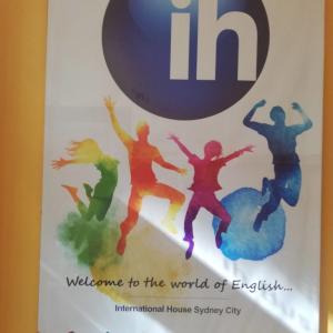 シドニーで英語学校に通い始めました