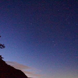 星空撮影に挑戦してみた。