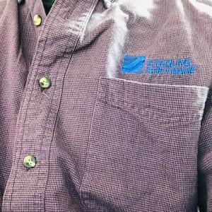 このシャツを着て2週間で会社が無くなった話を思い出しました