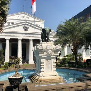ツッコミどころ満載のジャカルタ国立博物館
