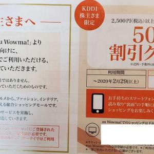 強い意志を持ってKDDIから貰った500円割引クーポンを利用することに挑戦し続け、そして勝利した