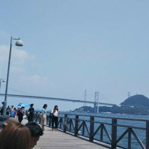 下関旅行-関門海峡から角島へ