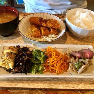 京都で、体に良さげな朝ごはんとコーヒー