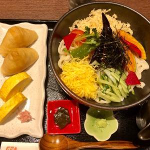 神戸元町で美味しい和食うどん屋でランチ(ひろひろ)