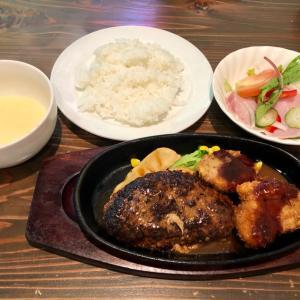 神戸元町でサクッとハンバーグを食べるならここ。(ハングジュニア)