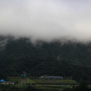 手を伸ばせば届きそうな大きな虹が出現!天空の城『竹田城跡』に行って来ました