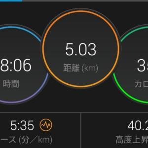 福知山マラソンのペースを考える
