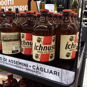 イタリアのビールと豊かな胸になる秘訣