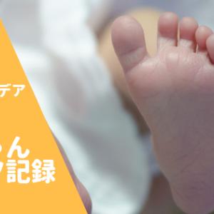 【撮り方アイデア】赤ちゃんパーツ記録