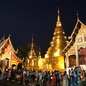 タイのチェンマイ旅行① ホテルとマッサージ屋さん