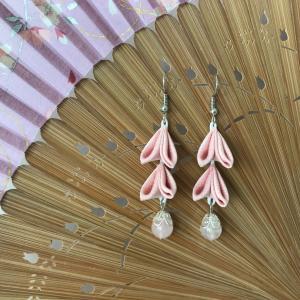 kimono earrings♡ ③