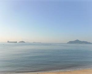 キス釣り(11月12日、福山) 撃沈!