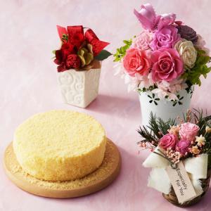 【ルタオ】今年もバラエティ豊かにご用意しました。母の日には、お花と一緒においしいスイーツを贈りません …