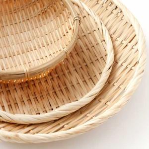 竹ざる・竹かごの使い方と選び方・お手入れ法とは