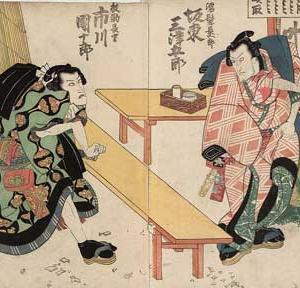 歌舞伎 「双蝶々曲輪日記」見どころとあらすじ