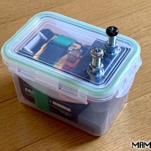 電動リールのバッテリー