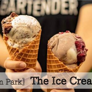 Outram Parkのおすすめスイーツ The Ice Cream Bar
