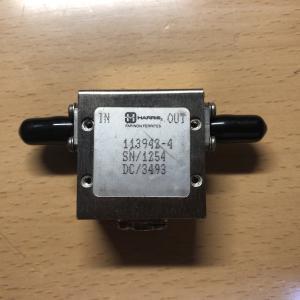 [EME] 1200MHz用アイソレータ到着