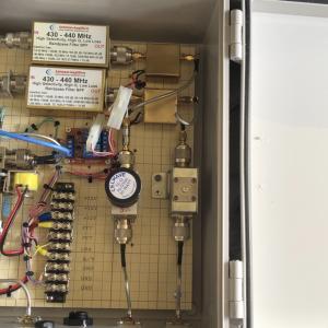 [EME] 部品到着、3同軸システム完成