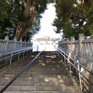 ぶらりお散歩 目黒不動尊龍泉寺にいってみた2