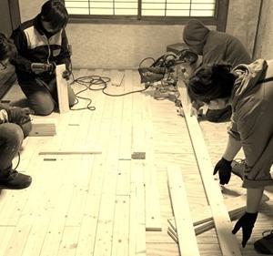 札幌DIY女子リノベ部のサポートをすることなりました