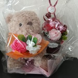 LOVE♡  熊ちゃんが来た(о´∀`о)
