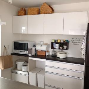 【我が家の収納㉑】私にとって最高に使いやすいキッチン~背面収納②~