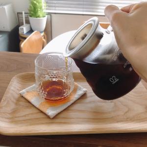 【無印良品】無印水出しコーヒーが美味しい♡と楽天無印で購入できるもの増えてます!