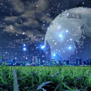宇宙から見た地球人たち