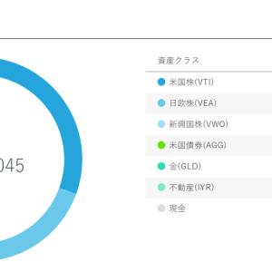 【29ヶ月経過】WealthNavi運用実績(2020年7月)