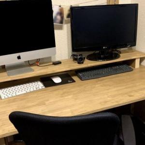 子供の学習机にもおすすめ!ツーバイフォーでPCデスクを簡単DIY!