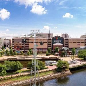 横浜のロープウエー着工へ 市が事業者と協定締結