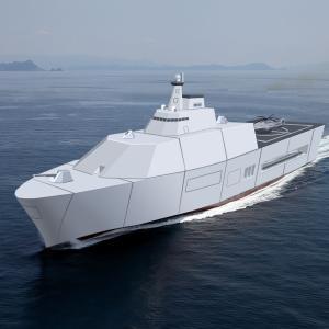 夢創艦隊  新世代 45DDU シーレーン護衛艦「たかせ」