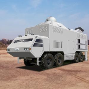 夢創艦隊 新世代 42式自走対空レーザー砲