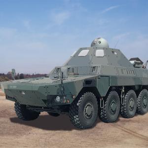 夢創艦隊 新世代 48式装輪対空戦闘車