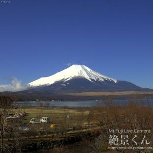 今日の浅間山 2020年2月17日(月)
