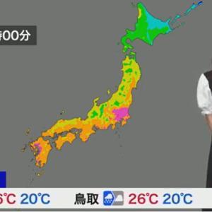 今日の浅間山 2020年7月2日(木) 新型コロナ第2波?