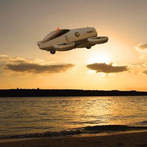 夢創艦隊 新世代 51式特殊警備機