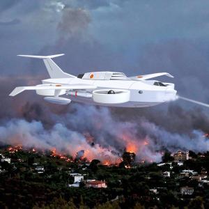 今日の浅間山 2021年2月26日(金)足利の山火事、発生から5日