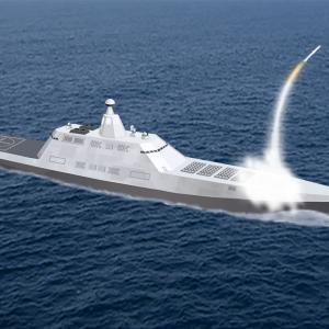 夢創艦隊リバイバル 新世代 アーセナル巡洋艦 46DDG 「あそ」